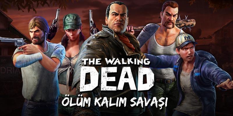 Walking Dead Ölüm Kalım Savaşı İndirin ve PC'de Oynayın