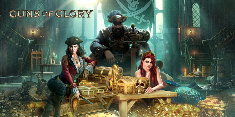 Play Guns of Glory on PC