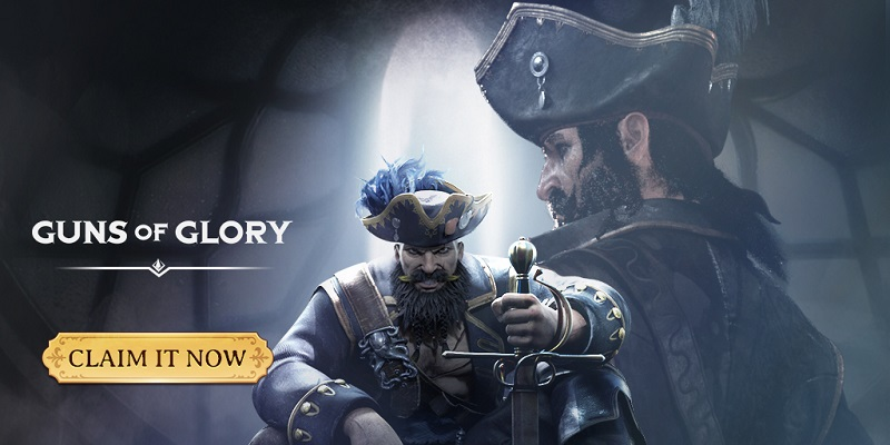 Spustit Guns of Glory on PC