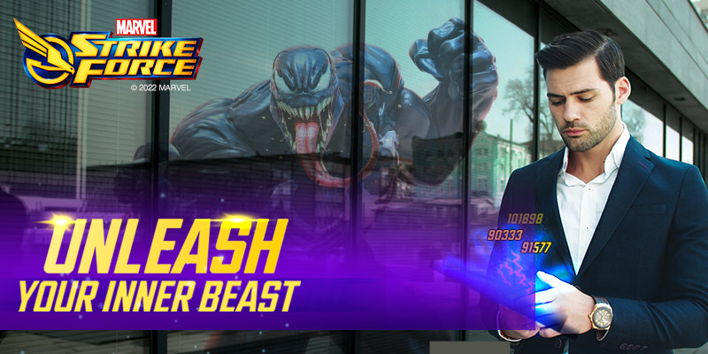 Spustit MARVEL Strike Force on PC