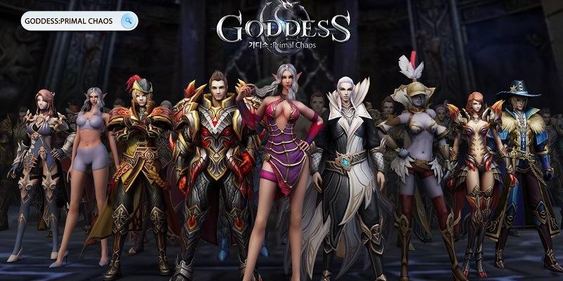Play Goddess: Primal Chaos on PC