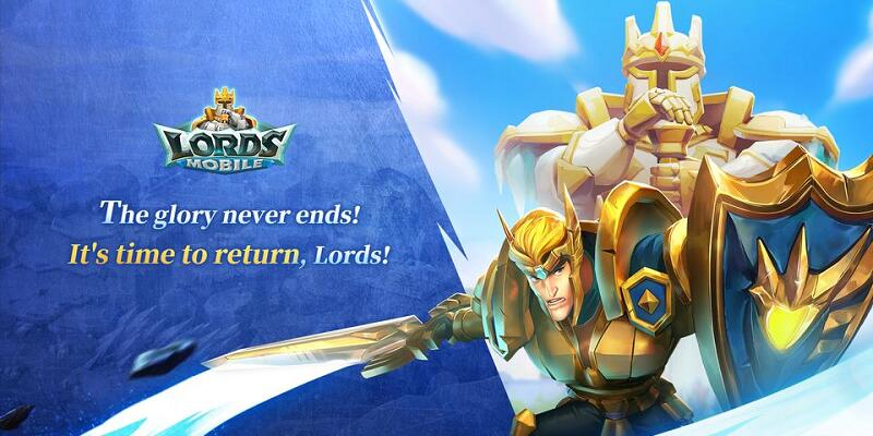 Play Lords Mobile on PC