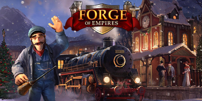 Play Forge of Empires on PC