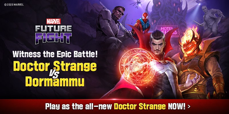 Spustit MARVEL Future Fight on PC