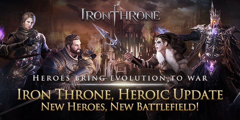 Play Iron Throne on PC