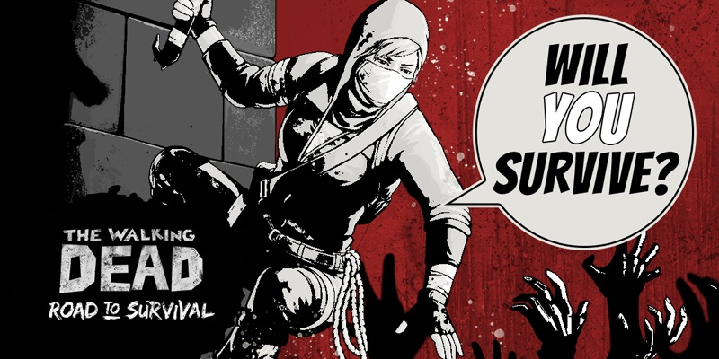 Spustit Walking Dead: Road to Survival on PC