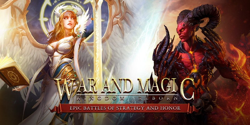Speel War and Magic on PC