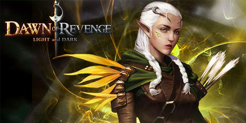 Speel Dawn of Revenge:Light and Dark on PC