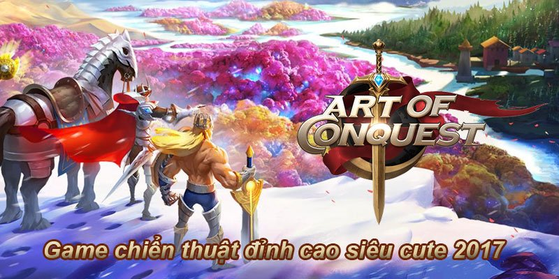 Chơi Art of Conquest on PC