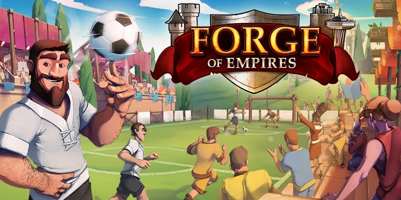 Chơi Forge of Empires on PC