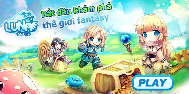 Chơi Luna Mobile on PC