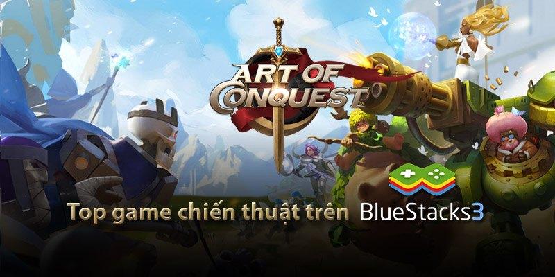 Chơi Art of Conquest on PC