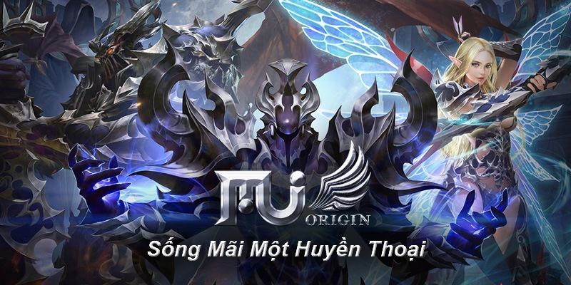 Chơi MU Origin - VN on PC