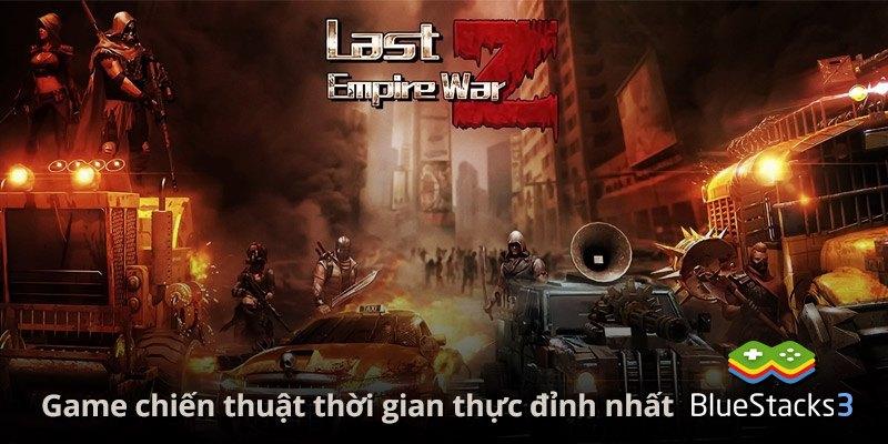 Chơi Last Empire - War Z: Strategy on PC
